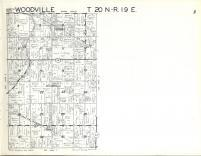 Woodville T20N-R19E, Calumet County 1961